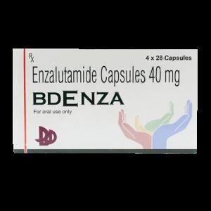 Bdenza 40mg Tablet 112'S