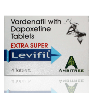 Extra Super Levifil ED+PE Double Effect Tablet 4'S