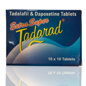 Extra Super Tadarad ED+PE Double Effect Tablet 100'S