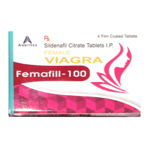 Femafill-100 Tablet 4'S