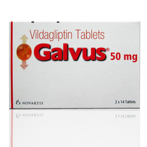 Galvus 50mg Tablet 15'S
