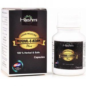 Hashmi Herbals Mughal E Azam Plus Capsule 10'S