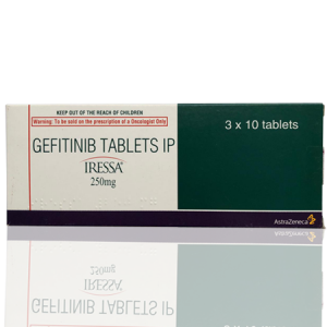 Iressa 250mg Tablet 30'S
