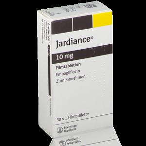 Jardiance 10mg Tablet 90'S