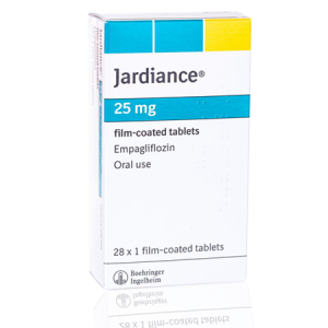 Jardiance 25mg Tablet 90'S