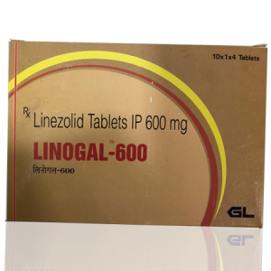 LINOGAL 600mg Tablet 40'S