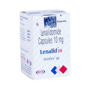 Lenalid 10mg Capsule 30'S