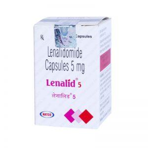 Lenalid 5mg Capsule 30'S