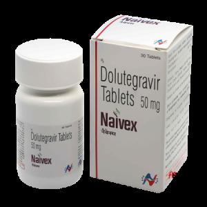 Naivex 50mg Tablet 30'S