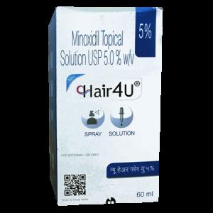 New Hair 4U 5% Solution
