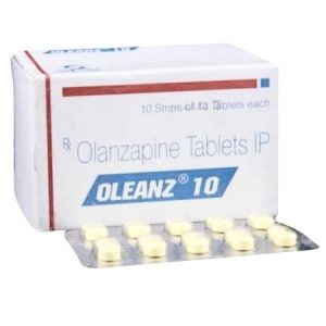 Oleanz 10mg Tablet 100'S
