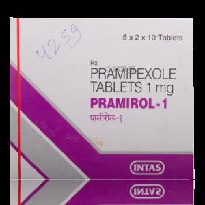 Pramirol 1mg Tablet 100'S