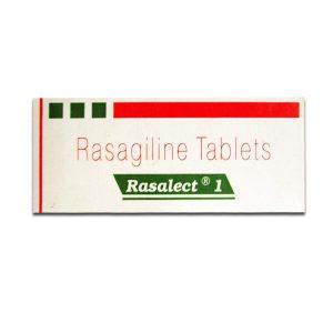 Rasalect 1mg Tablet 100'S