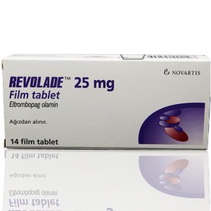 Revolade 25mg Tablet 14'S
