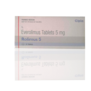 Rolimus 5mg Tablet 10'S