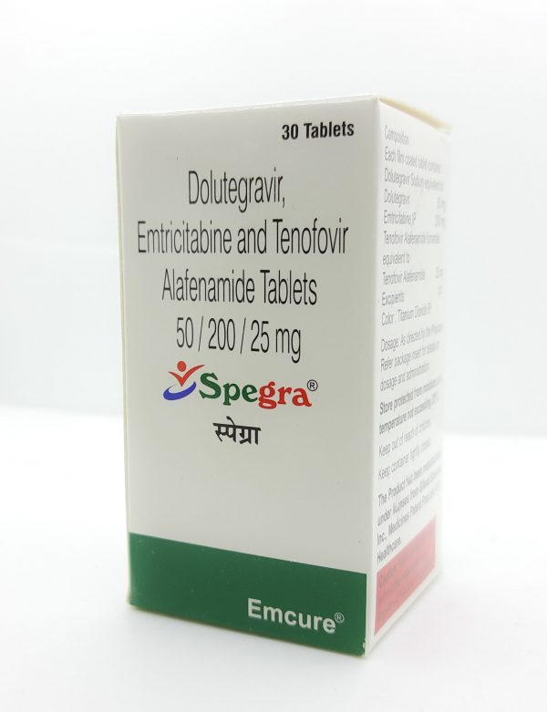 SPEGRA Tablet 30'S