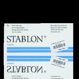 Stablon 12.5mg Tablet 10'S