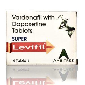 Super Levifil ED+PE Double Effect Tablet 4'S