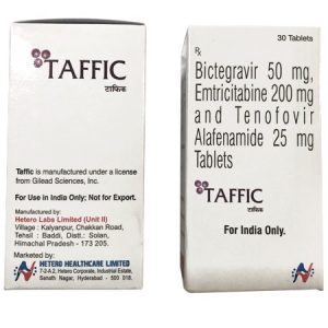 TAFFIC Tablet 30'S