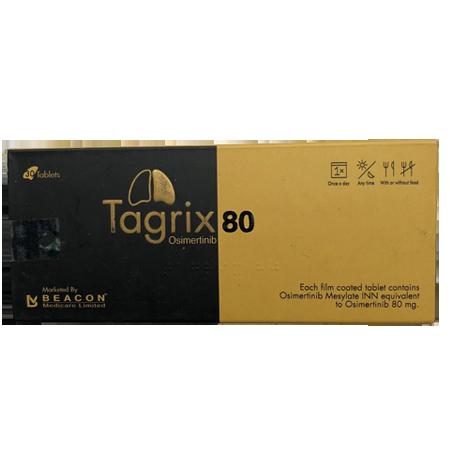 Tagrix 80mg Tablet 30'S