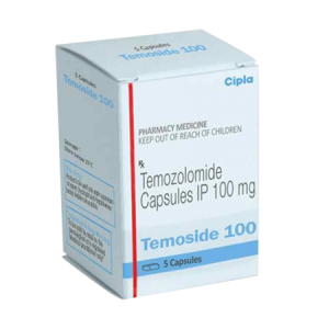 Temoside 100mg Capsule 5'S