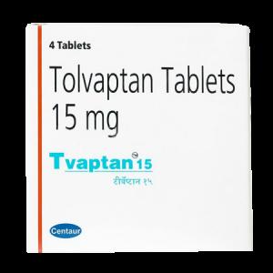 Tvaptan 15mg Tablet 4'S