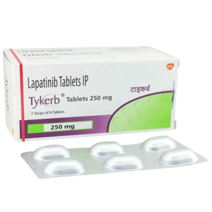 Tykerb 250mg Tablet 30'S