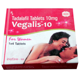 Vegalis 10MG Tablet 4'S