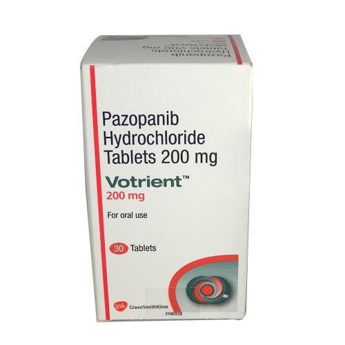 Votrient 200mg Tablet 30'S