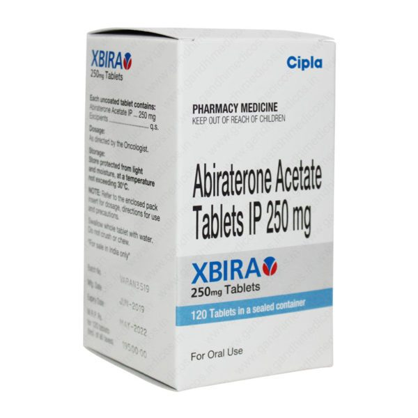 Xbira 250mg Tablet 120'S
