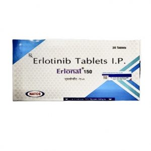 Erlonat 150mg Tablet 30'S