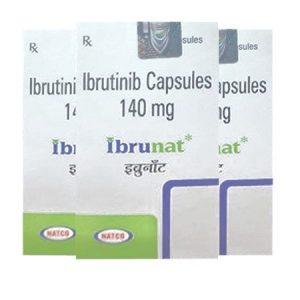Ibrunat 140 mg Capsule 30'S