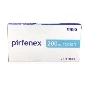 PIRFENEX 200mg Tablet 30'S