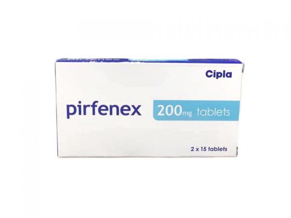 PIRFENEX 200mg Tablet 30'S