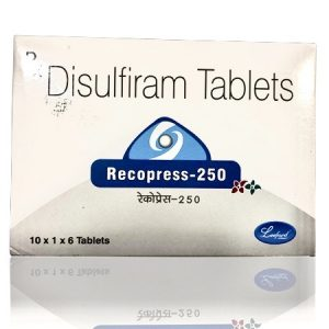 Recopress 250mg Tablet 60'S