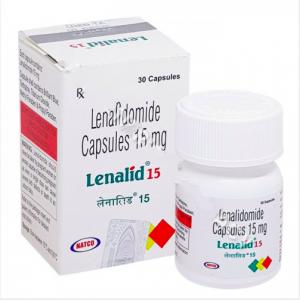 Lenalid 15mg Capsule 30'S