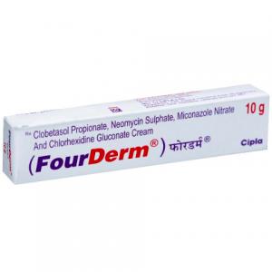 Fourderm Cream 10gm