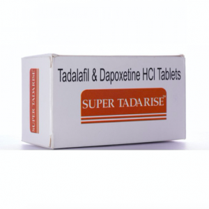 Super Tadarise ED+PE Double Effect Tablet 100'S