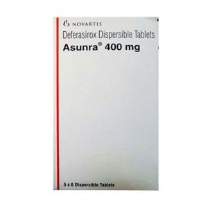 Asunra 400mg Tablet 30'S